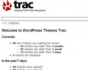 wordpress-trac